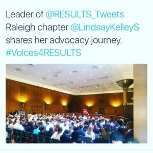 RESULTS IC Advocacy Share