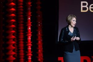 Sarah Beaulieu at TEDx