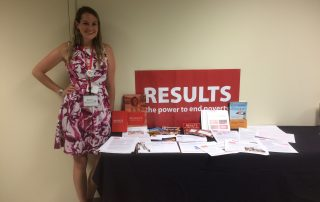 Tabling & Talking Advocacy at an Event