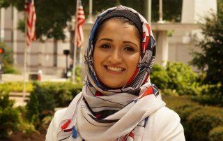 Zainab Baloch Campaign Photo