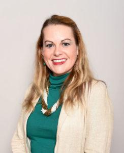 Lindsay K. Saunders, January 2020
