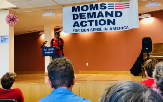 Leah Krevat Gun Sense Community Conversation